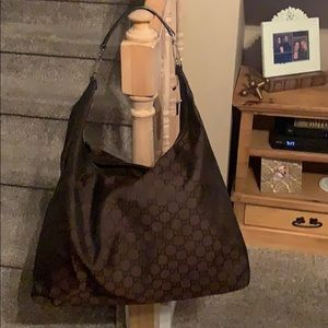 Gucci Extra Large Hobo - Like New